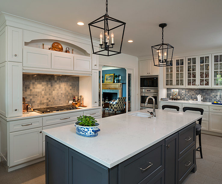 Home Renovations Gallery Magnificent Kitchen Remodel Northern Virginia Exterior